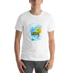 Tom Collins Drink Cocktail Graphic T-Shirt For Men & Women