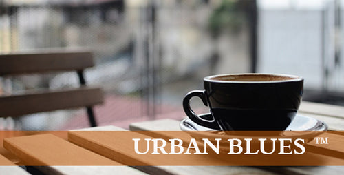 URBAN BLUES (ORG) - Dark Roast - 12 OZ