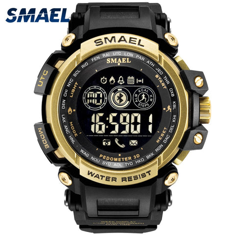 Men's Digital Military Survival Edition Watch