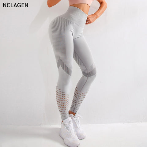 Seamless Gym High Waist  Leggings