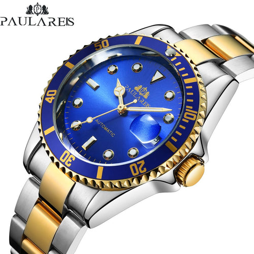 Luxurious Business Men's watch - Shiny jewels store