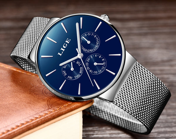 Fashion Slim Business Mens Watches
