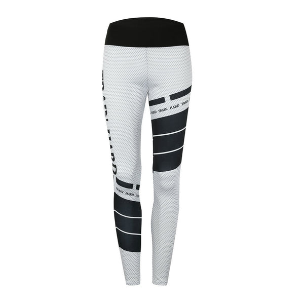 Sports Leggings Train Hard