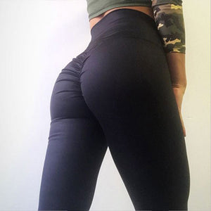 High Waist Sport Leggings For Fitness Yoga