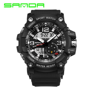 Military Sports Watch for Men - Shiny jewels store