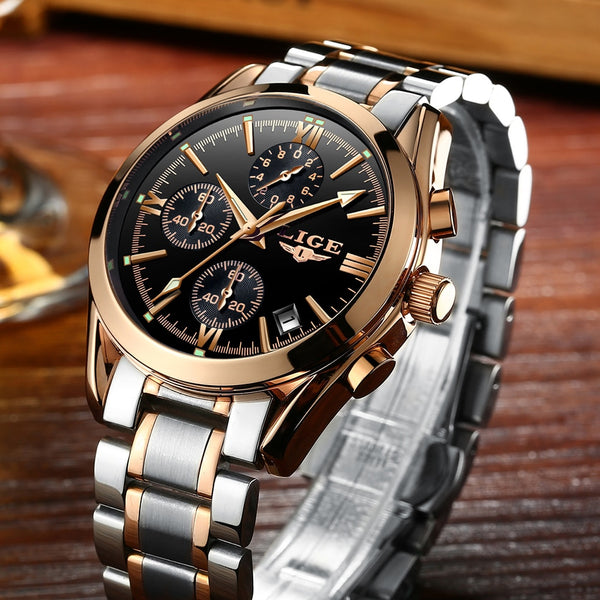 Men Top Luxury Military Sport Watch
