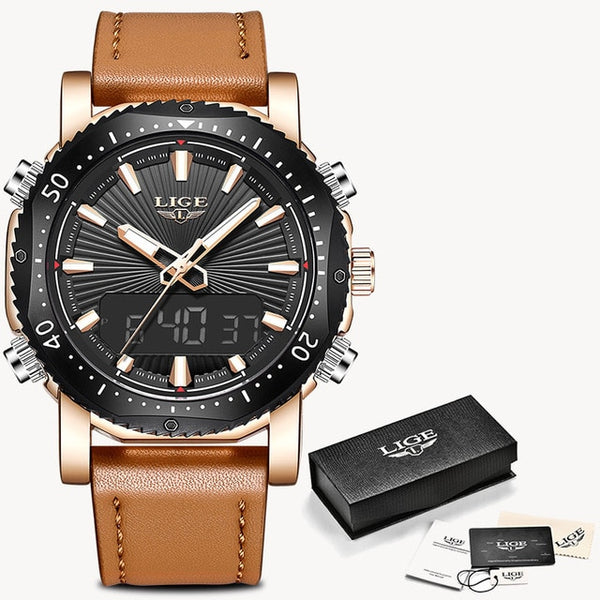 New Arrival Mens Top Brand Watches