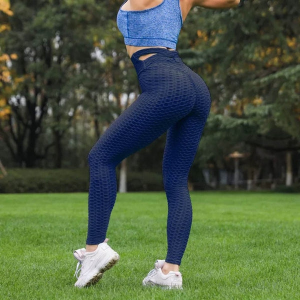 Push Up Elastic High Waist Leggings