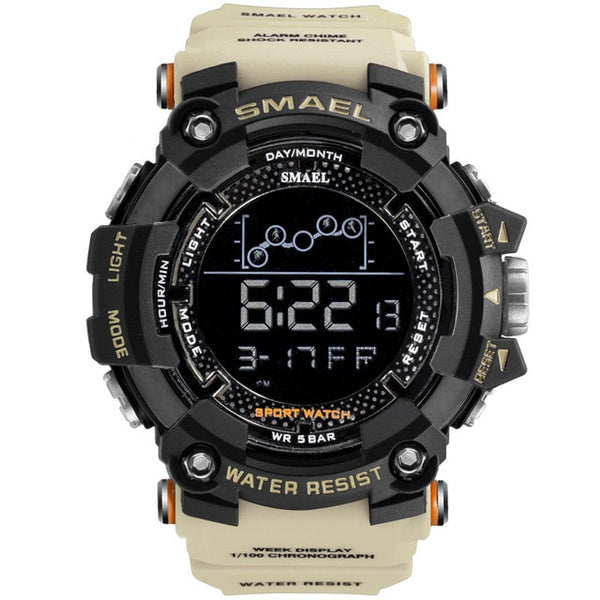 Mens Military Water resistant Army Watches