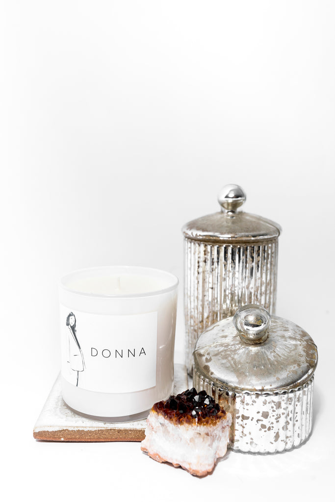 "The ""Donna"" Candle - 2s-twoways"