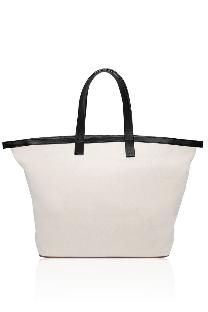 The Canvas Tote + Pouch Set - 2s-twoways
