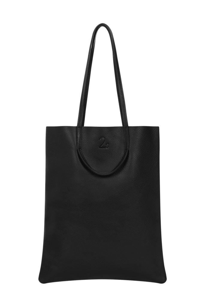 Easy Leather Tote - 2s-twoways
