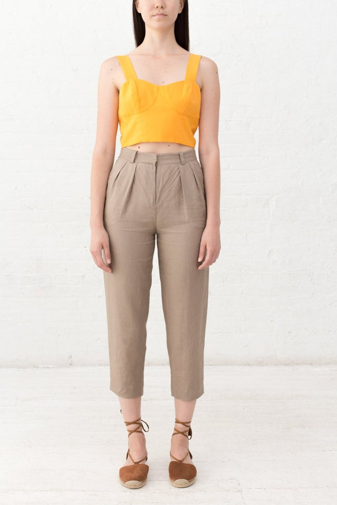 SUMMER BACK TIE TOP - 2s-twoways