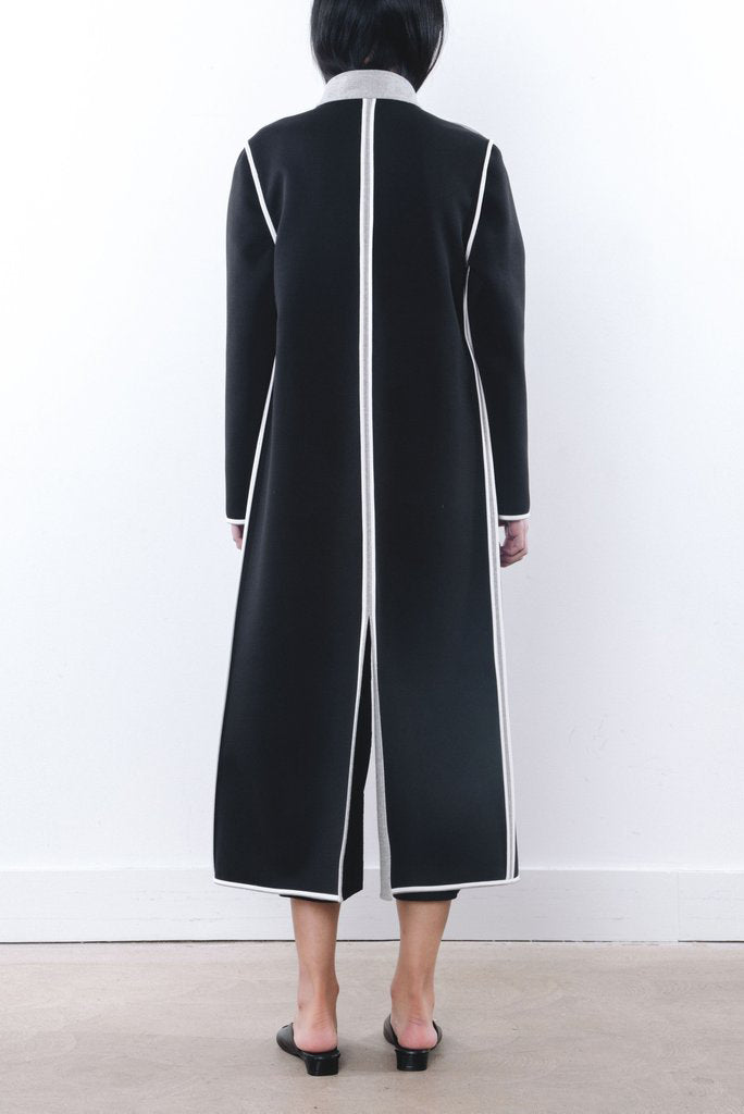 Double Face Robe Coat - 2s-twoways