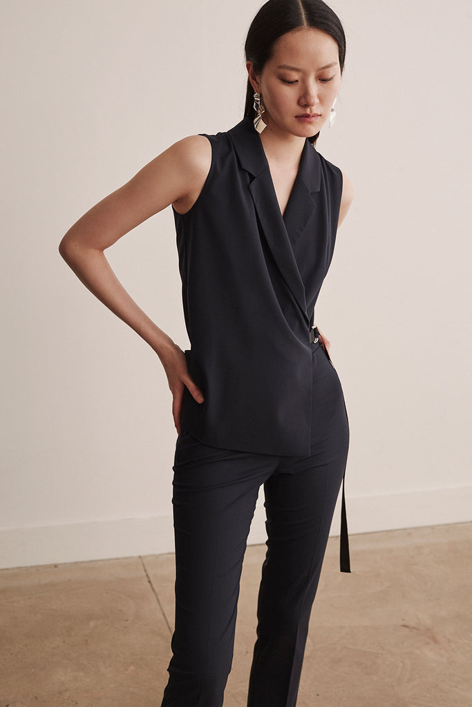 Tailor Jumpsuit - 2s-twoways