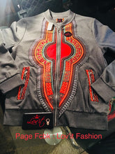 Charger l'image dans la galerie, Sweat-shirt Dashiki