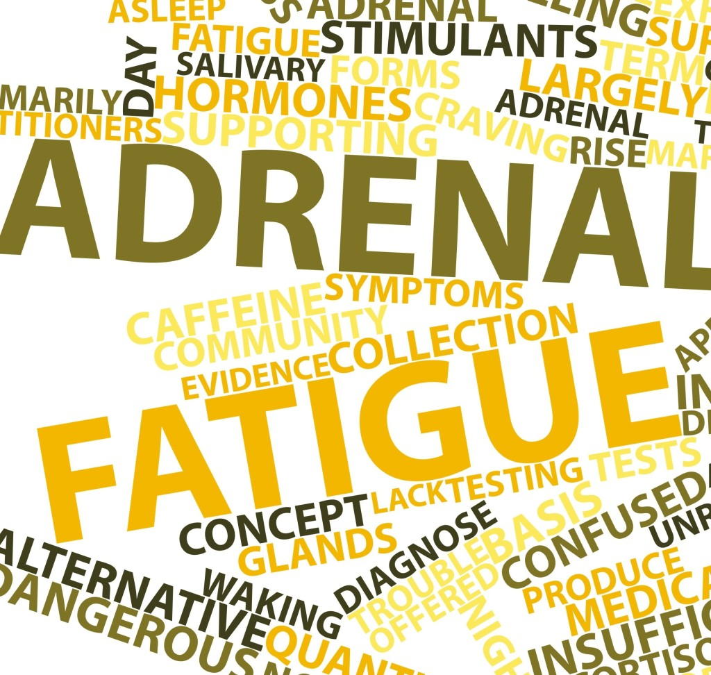 Adrenal Fatigue…What is it and how do I treat it?