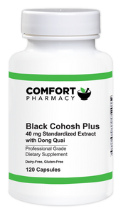 Black Cohosh Plus