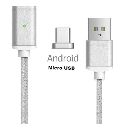 Magnetic USB Charge Cable (for Android/Iphone)