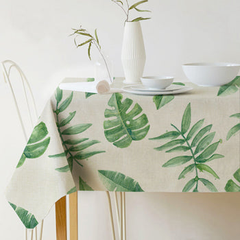 Lovely Tropical Tablecloths