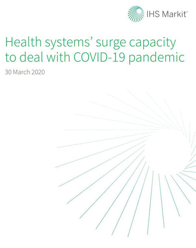 Health systems' surge capacity to deal with COVID-19 pandemic