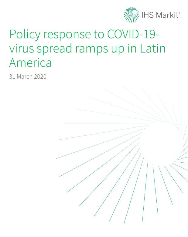 Policy response to COVID-19-virus spread ramps up in Latin America