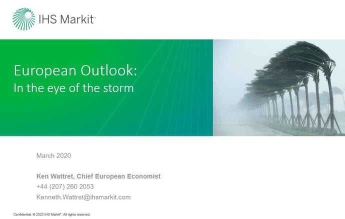 European Outlook:  In the eye of the storm