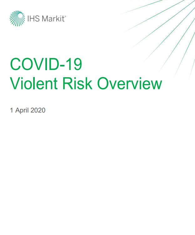 COVID-19 Violent Risk Overview