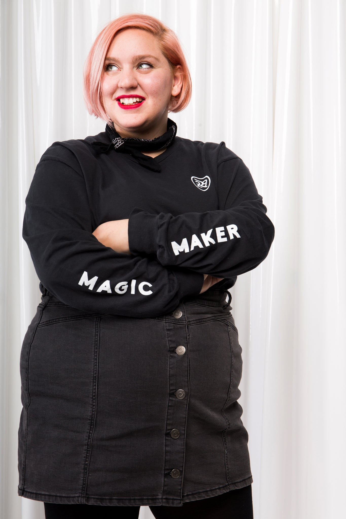 MAGIC MAKER LONG SLEEVE TEE
