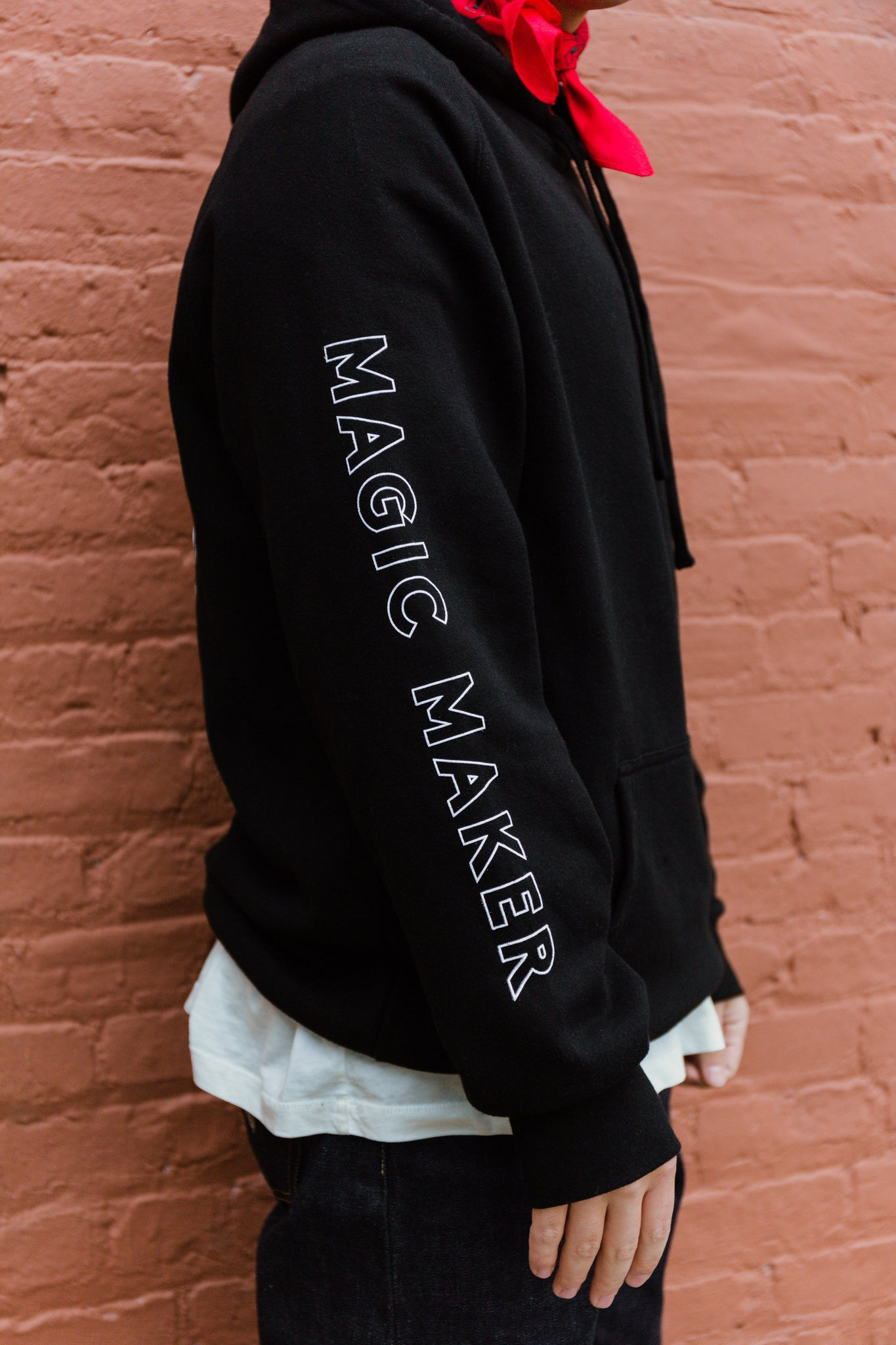 MAGIC MAKER HOODIE