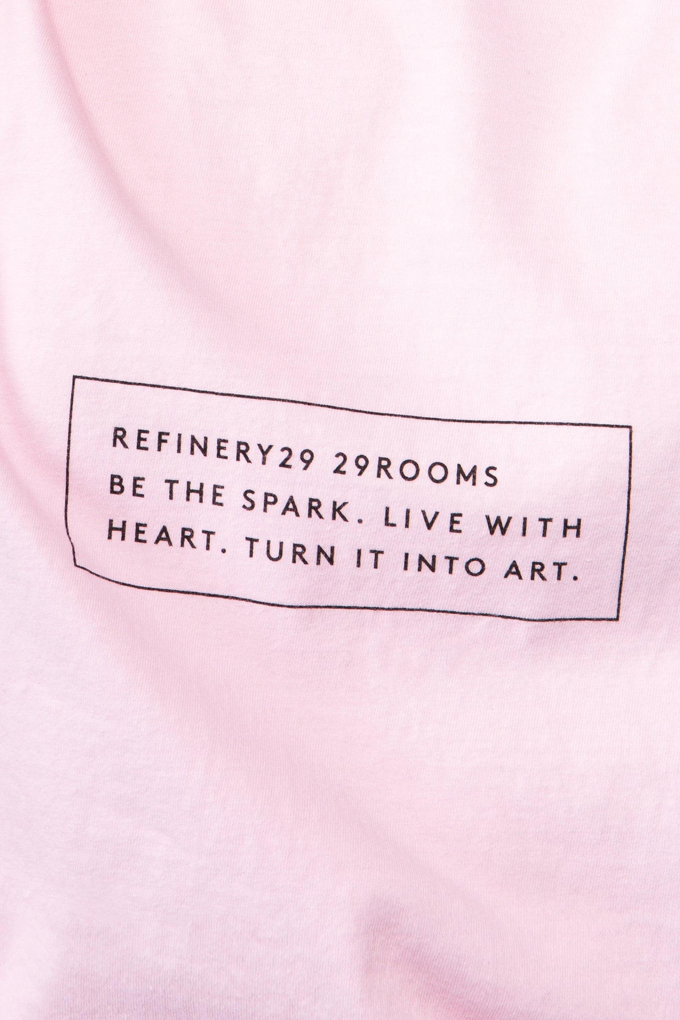 TURN IT INTO ART TEE
