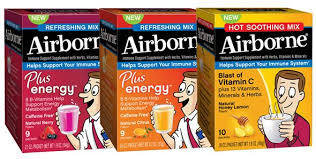 Exp 11/12/2018 Any Airborne Product  $1 on 1