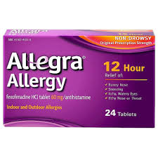 Exp 03/24/2018 Any Children Allegra Product $4 on 1