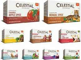 Exp 05/27/2018 Any Celestial Seasoning Tea and Honey (12 oz or Larger)$2.50 on both