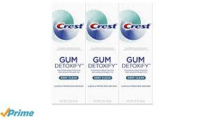 Exp 02/24/2018 Any Crest Whitening therapy Gum Detoxify 3d white Brillance $2 on 1