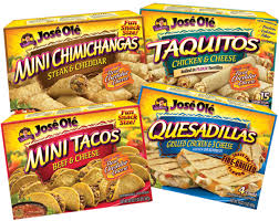 Exp 03/31/2018 Any Jose Ole taquitos or Snacks $1 on 1