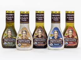 Exp 06/30/2018 Any Newman's Own Dressing Organics $1 on 1