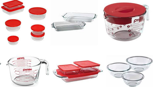 Exp 09/15/2018 Any Pyrex Item $1 on 1