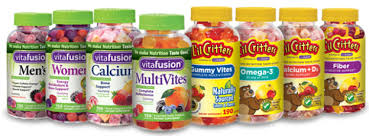 Exp 02/18/2018 Any VitaFusion or Lil Critters $3 on 1