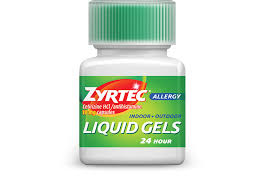 Exp 08/19/2018 Any Adult Zyrtec Product 24-45ct $4 on 1