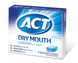 Exp 06/09/2018 Any Act Dry Mouth Product $1 on 1