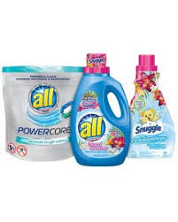 Exp 01/27/2018 Any All Laundry Or Snuggles Products $3 on 2