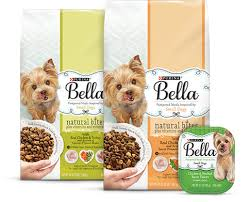 Exp 04/01/2018 Any Purina Bella Dry Dog Food $3 on 1
