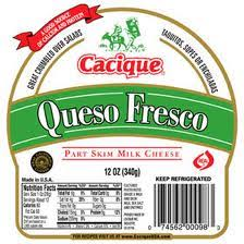 Exp 09/12/2018 Any Cacique Cheese or Cream 10 oz or larger $1 on 1