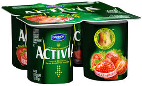 Exp 02/17/2018 Any Dannon Five(5)Activia Single serve Drinks$1 on 1