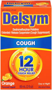 Exp 03/18/2018 Any Delsym 12 Hour Adult or Kids Product $2 on 1