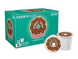 Exp 05/11/2018 Any Original Donut Shop Coffee K-Cup Pods $1 on 1