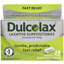 Exp 04/15/2018 Any Dulcolax (25 ct or Larger)or Dulcolax Suppositories (4ct or Larger) $3 on 1