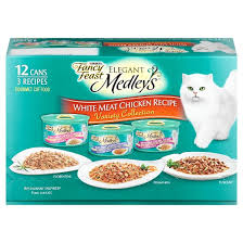 Exp 11/30/2018 Any Fancy Feast Medleys Gourmet Cat Food $1 on 10