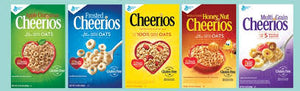 Exp 09/05/2018 Any General Mills Flavor Cheerios  $.75 on 2